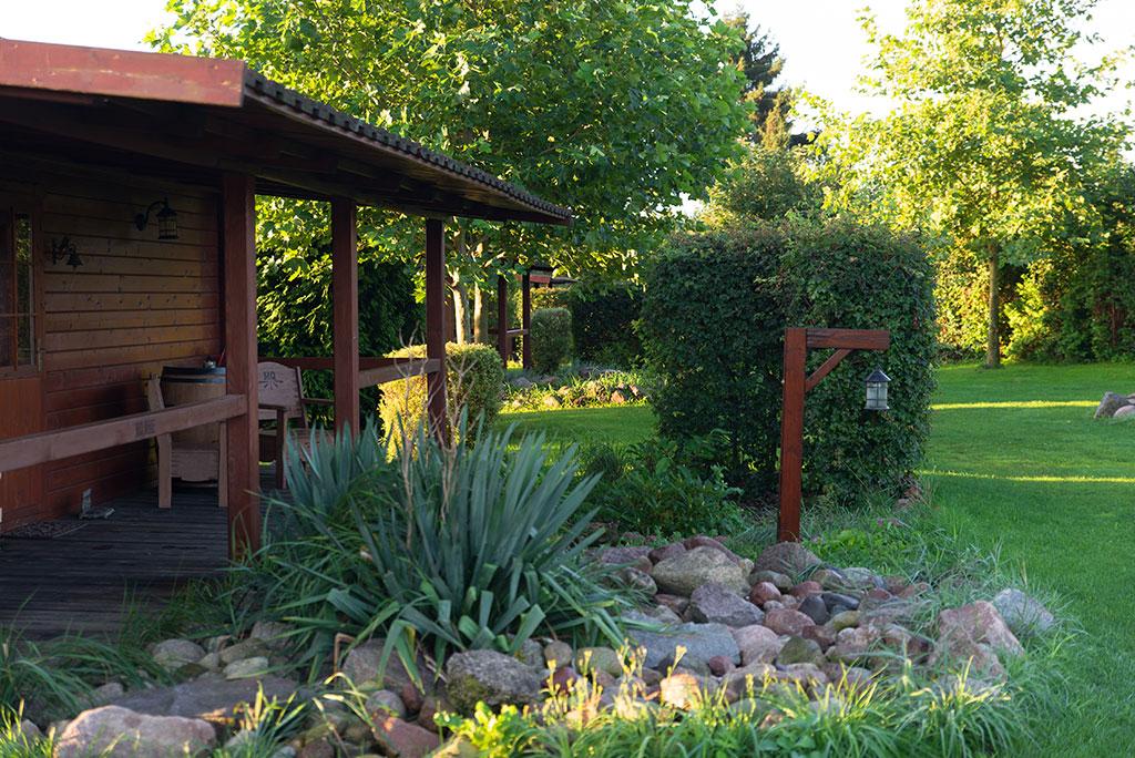 Unsere Ferienhäuser im Landhausstil