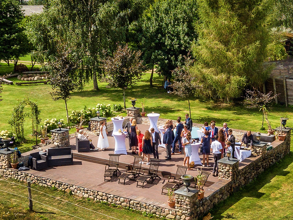 MQ-Ranch - Hochzeitslocation bei Berlin