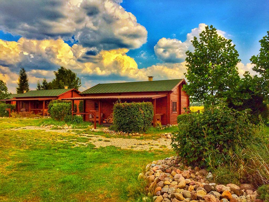 Ferienhäuser auf der MQ Ranch